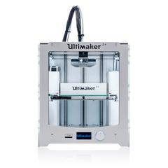 Ultimaker 2+ - An enhanced feeder gives you total control over pressure on the Filament.Easily switch between 0.25, 0.40, 0.60 and 0.80 mm nozzles for greater detail or faster print speed.The new fancaps are aimed directly below the nozzle to maximize even airflow for better print qualityPrice: $2,500