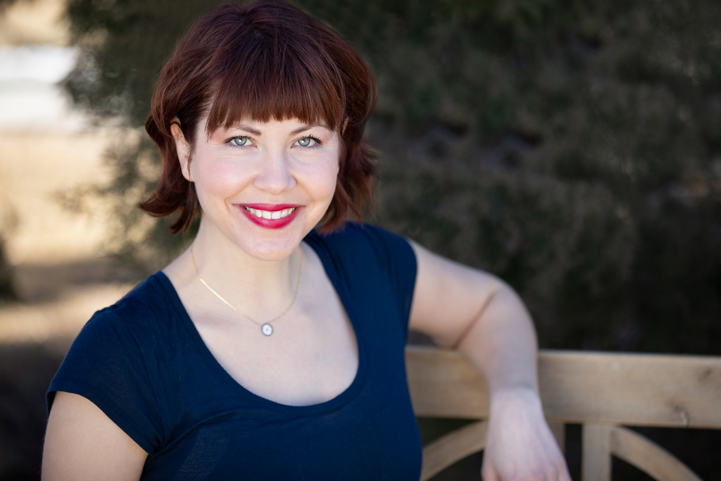 Rachel Rogers - Executive Artistic Director