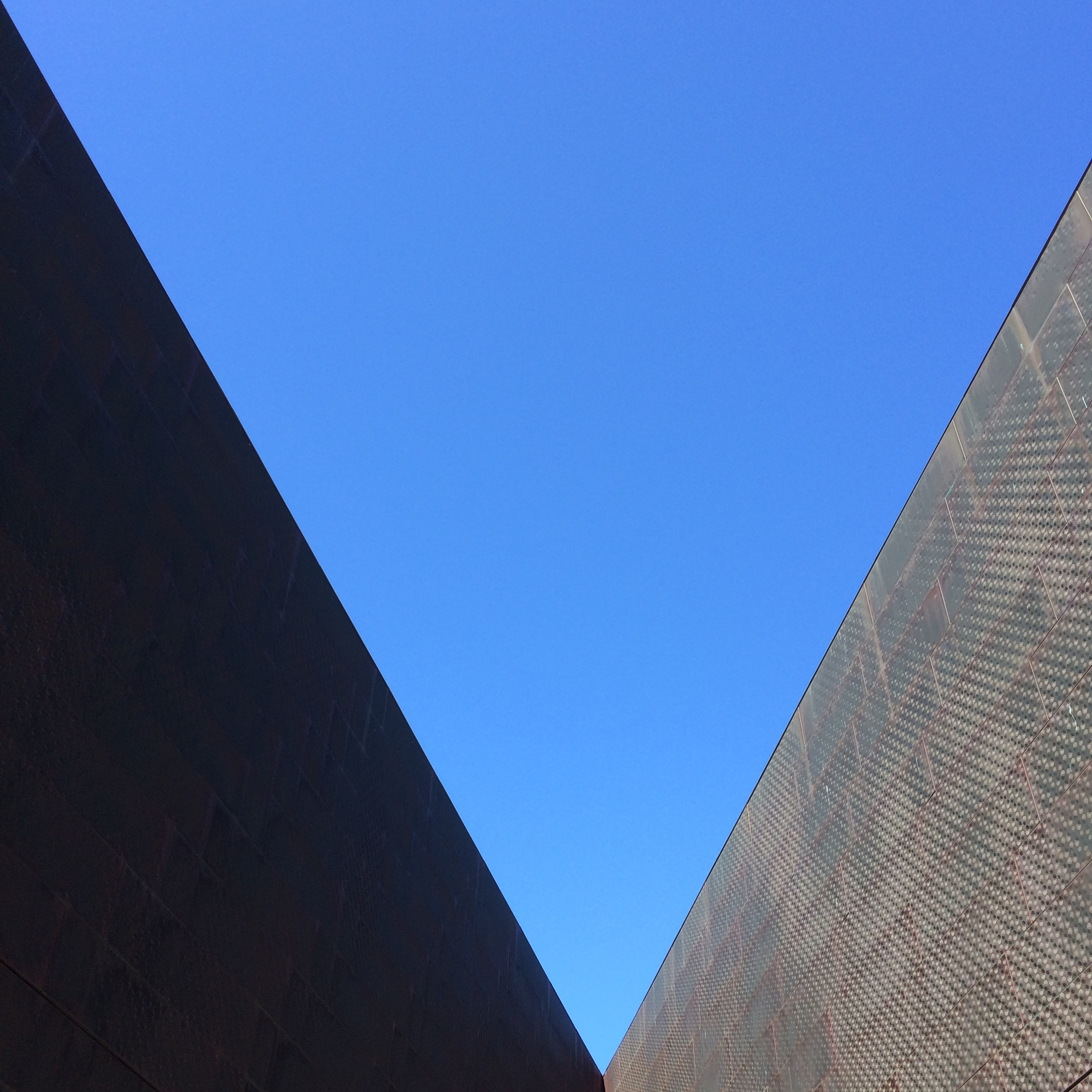 de Young Museum of Fine Arts in San Francisco, California - July 2016
