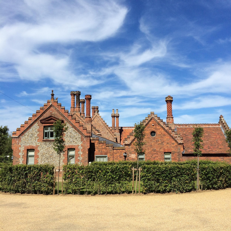 Norfolk, England - August 2016