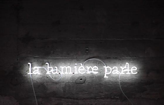 Copy of La lumière parle, 2008