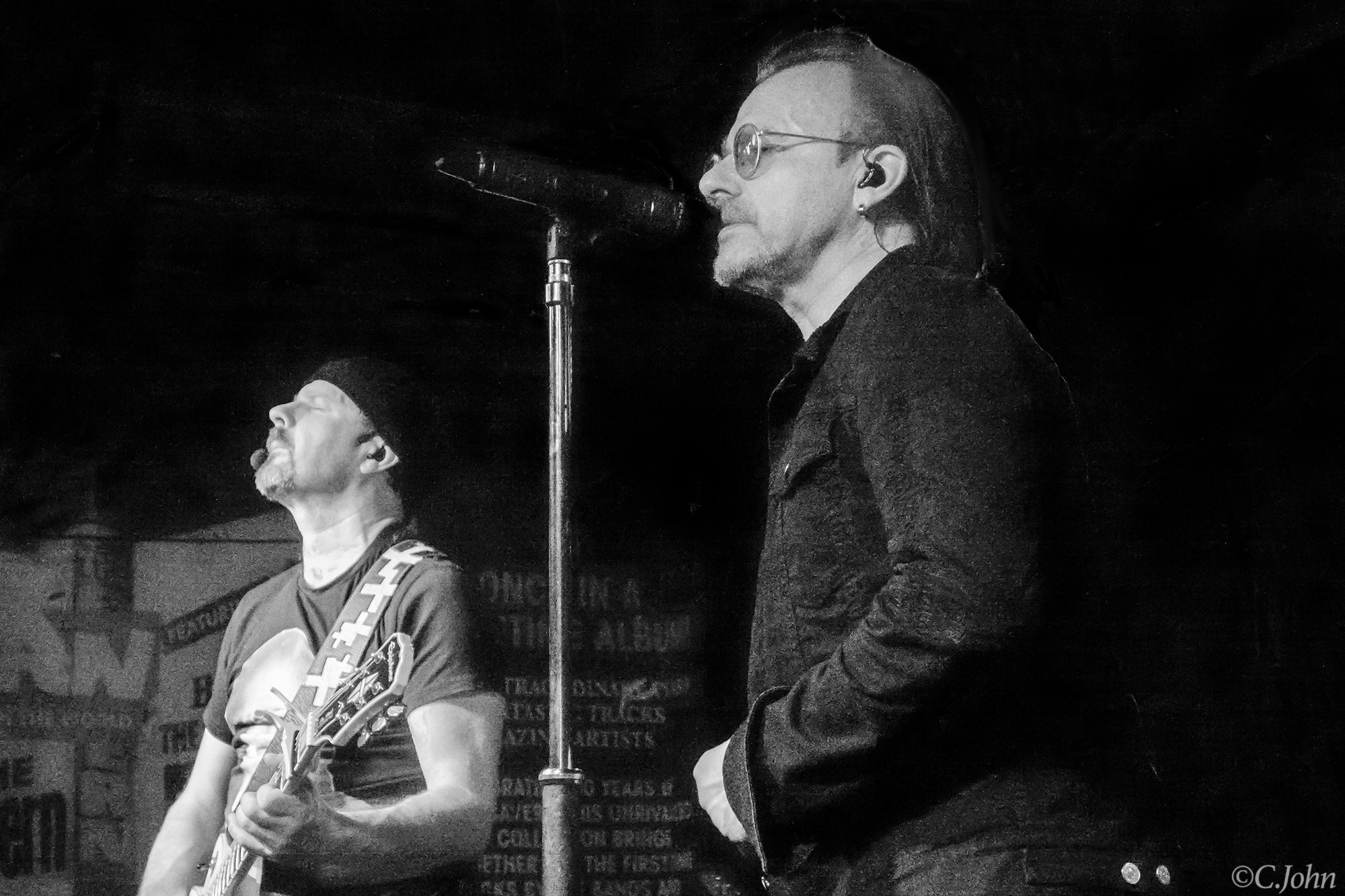 The atmosphere at the Cavern Club is second to none - this is a U2 fan meet not to be missed.