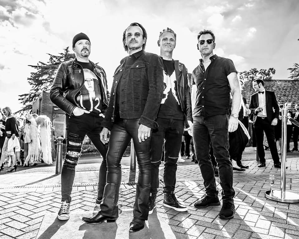 U2Baby on the Red Carpet at the National Tribute Music Awards 2019