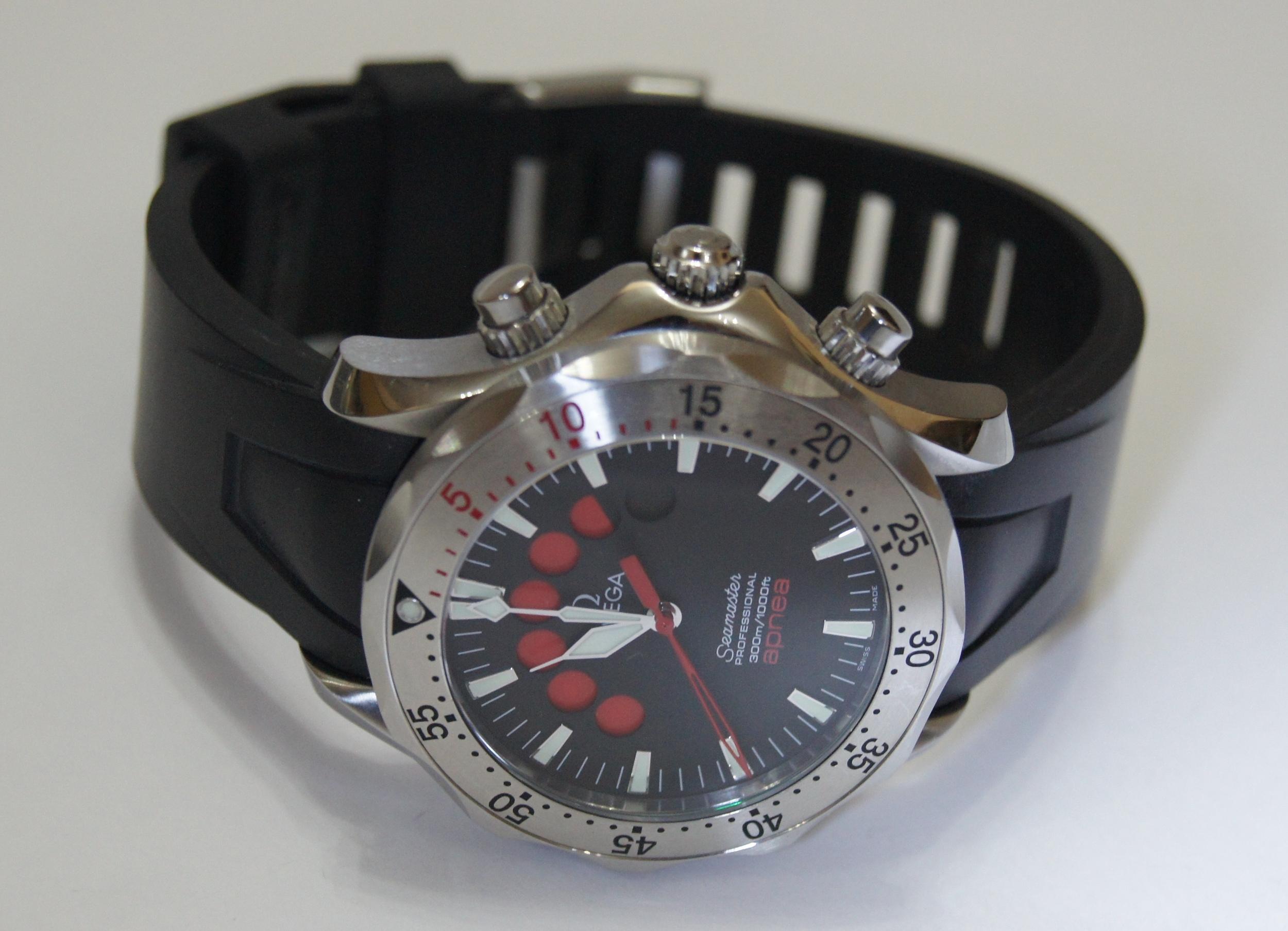 Omega Apnea - Diver Series