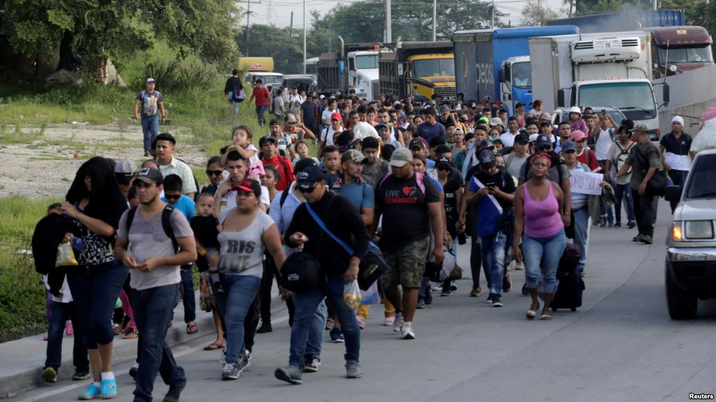 Source: https://www.voanews.com/a/honduran-migrants-trek-north-as-us-calls-for-tighter-borders/4612396.html