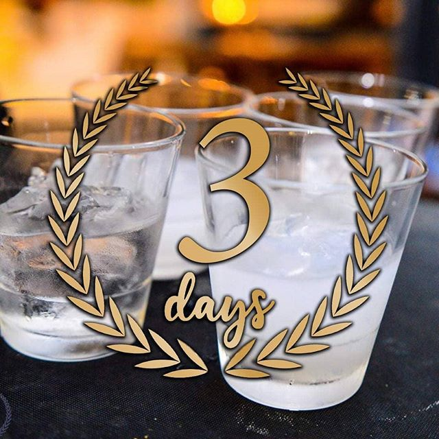 3 DAYS | SUGS knows how to start off a good night - get a 💥⚡️FREE drink⚡️💥 on arrival when you buy tickets to Paradise 2019 🍺🍷🥃🍸🍹🍾 Link in bio - but be QUICK! Ticket sales close TONIGHT!