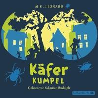 Käferkumpel  - abridged German audiobook Read by Sebastian Rudolph  AMAZON   ITUNES  and AUDIBLE