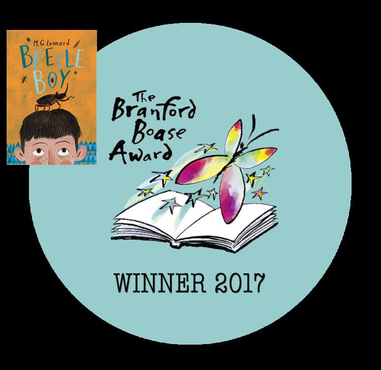 Winner - OF THE 2017 BRANFORD BOASE AWARD FOR OUTSTANDING FIRST NOVEL FOR CHILDREN