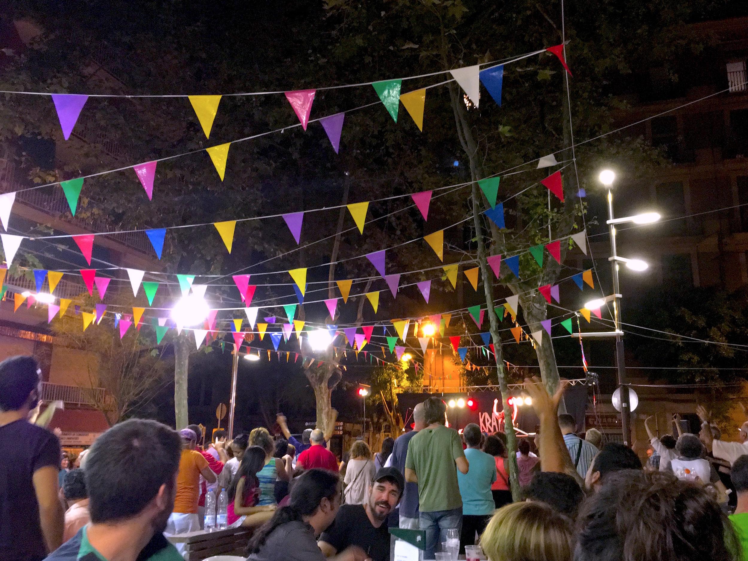 Neighbourhood Festival - Poble Sec