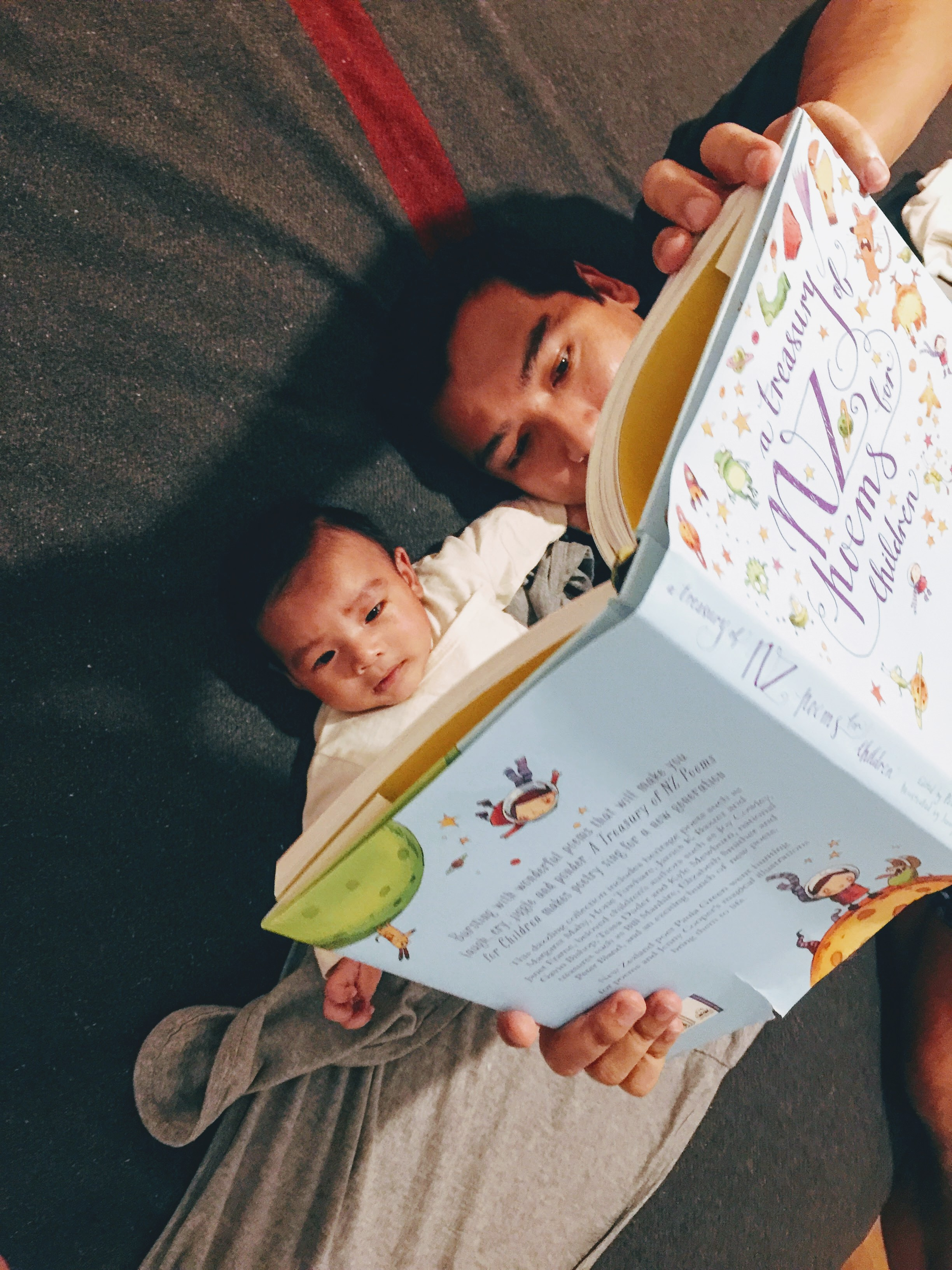 Books before bedtime