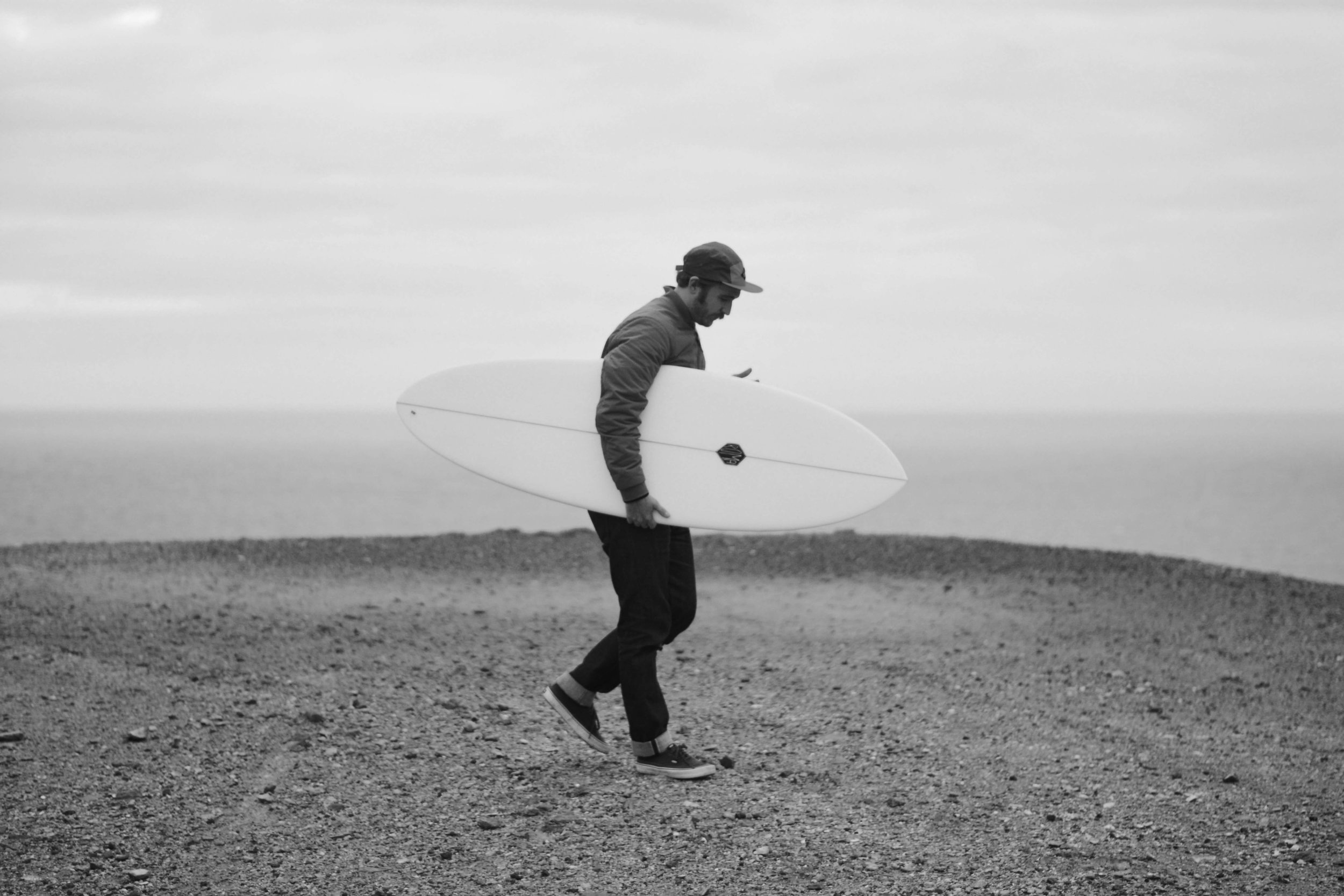 """- """"The Hippie can be your one board travel solution, happy in heavy beach break, lined up points and hollow reefs but still just as fun when the swell mellows."""""""