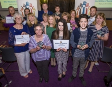 Recipients of the Who Will Care? Awards 2016