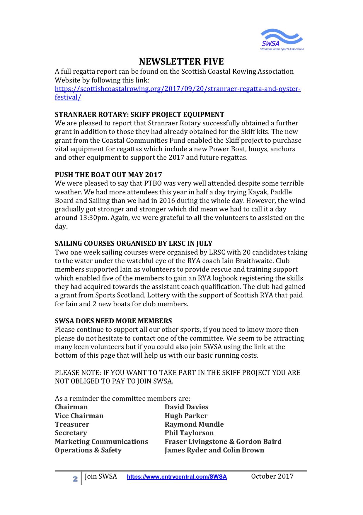 Stranraer Water Sports Association Newsletter 5 Pg2.jpg