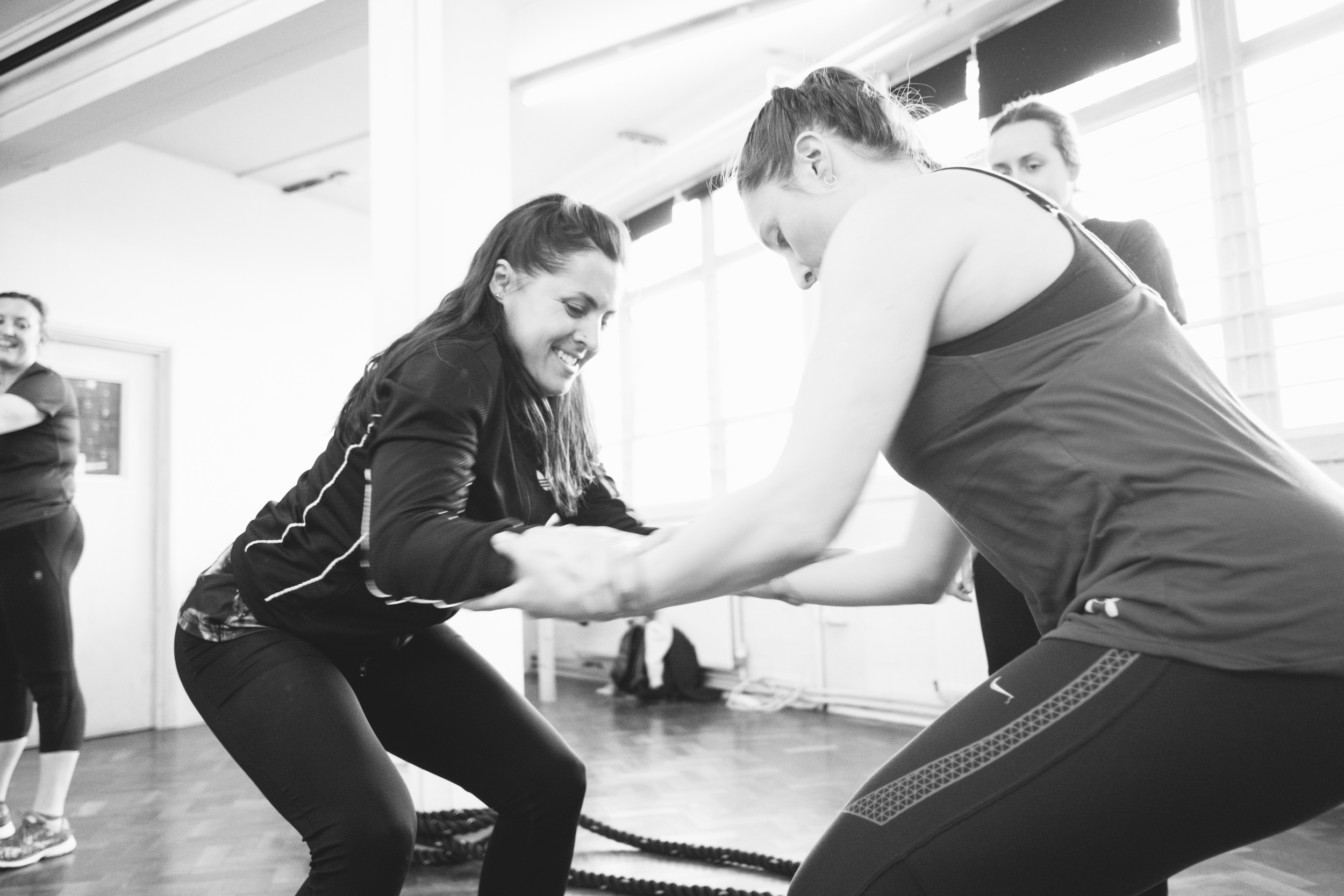 Shelley Max Buxey Personal Training Portsmouth