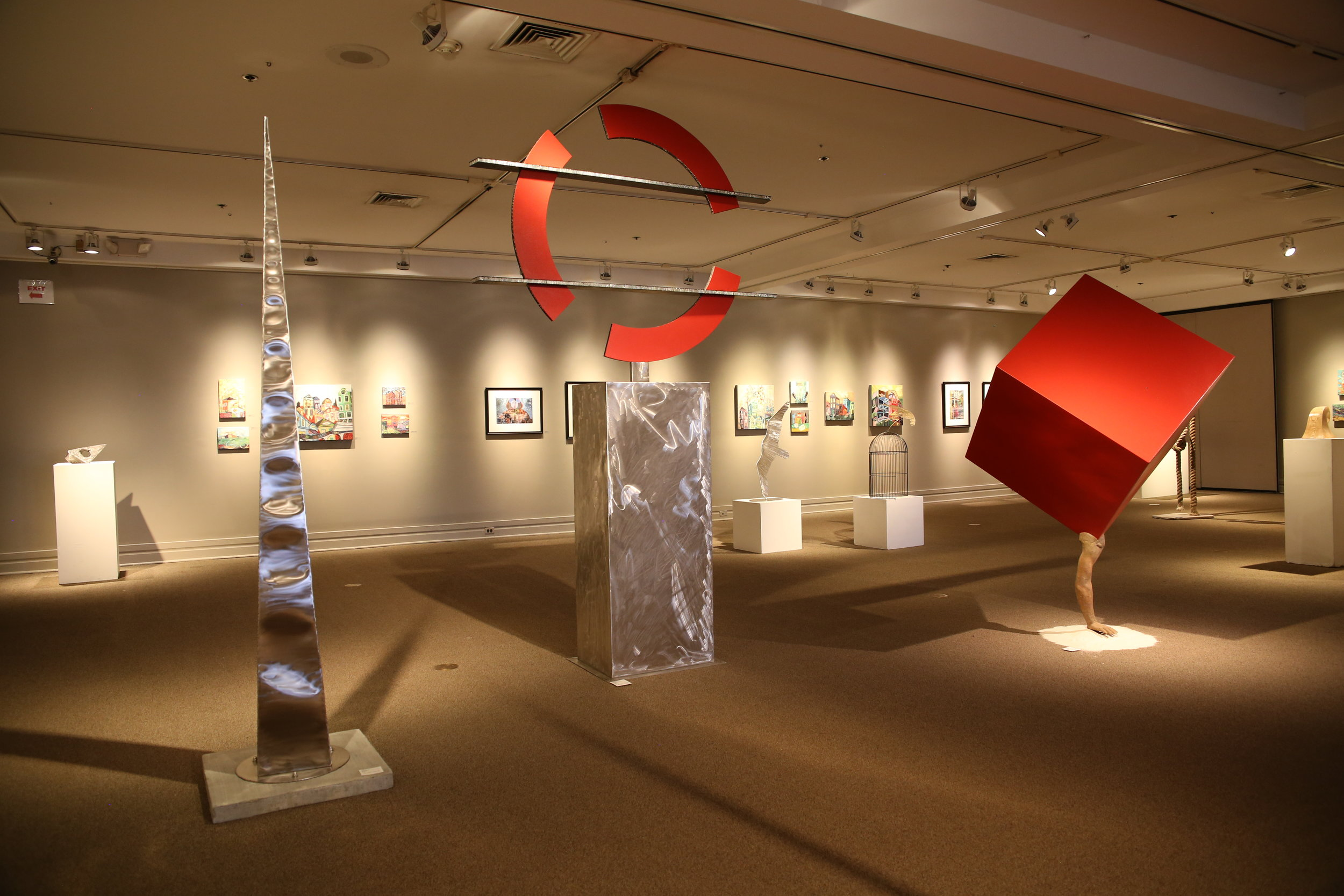SunTrust Gallery Sole Exhibition