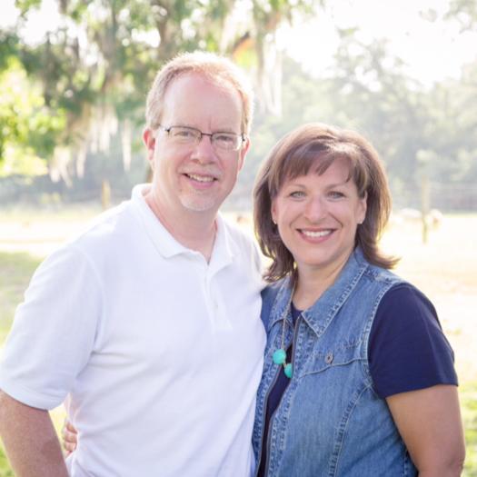 Norm and Renita Harber