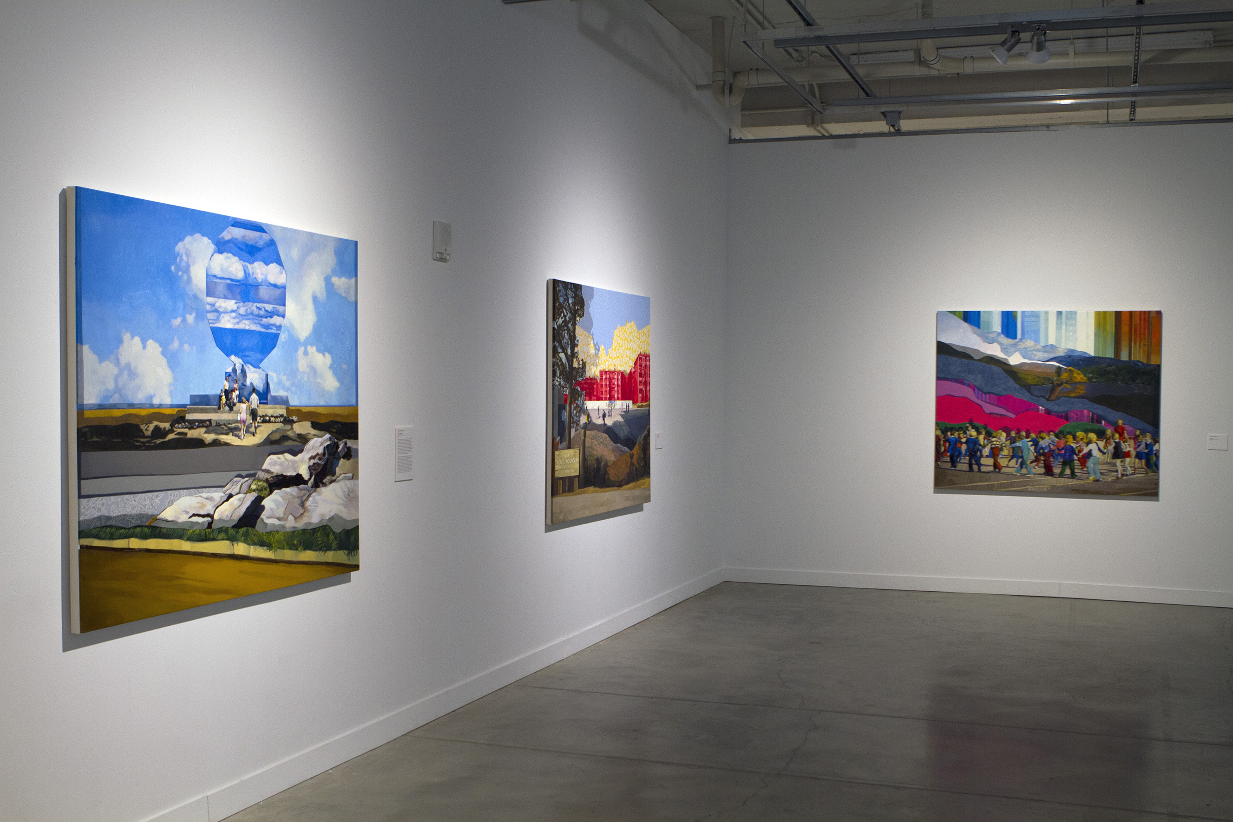 Installation View, Urban Arts Space