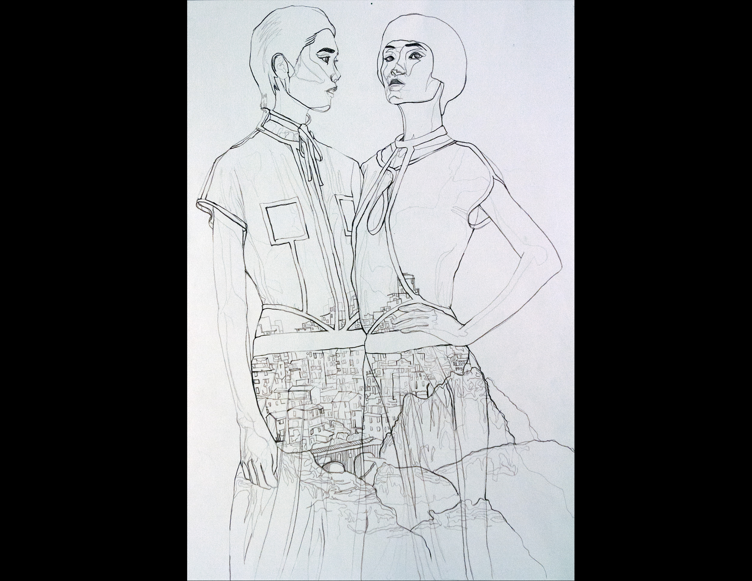 Intermediate Figure Drawing