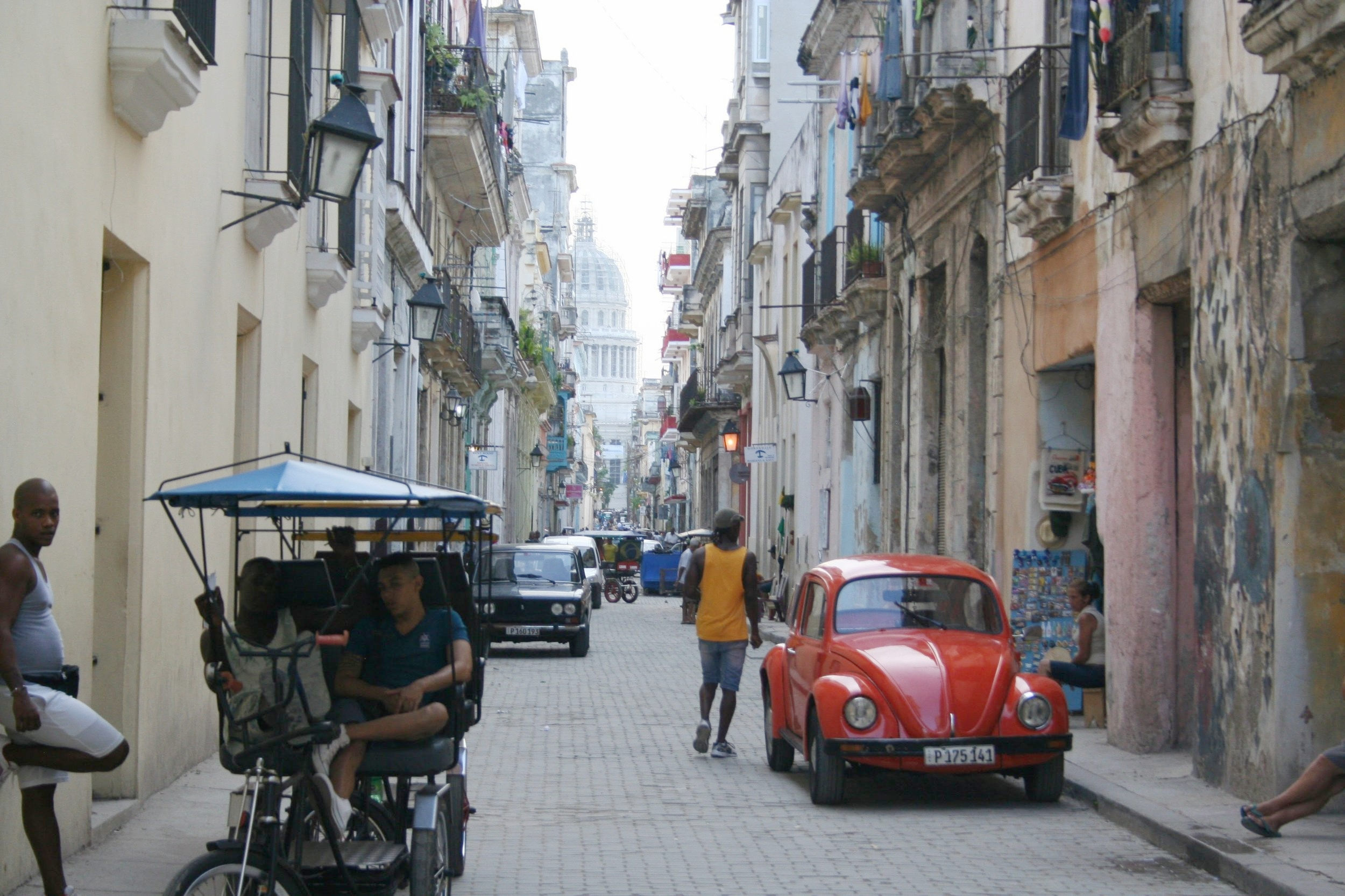 ECONOMICS OF CHANGE: BUSINESS & CULTURE IN CUBA - After six decades of