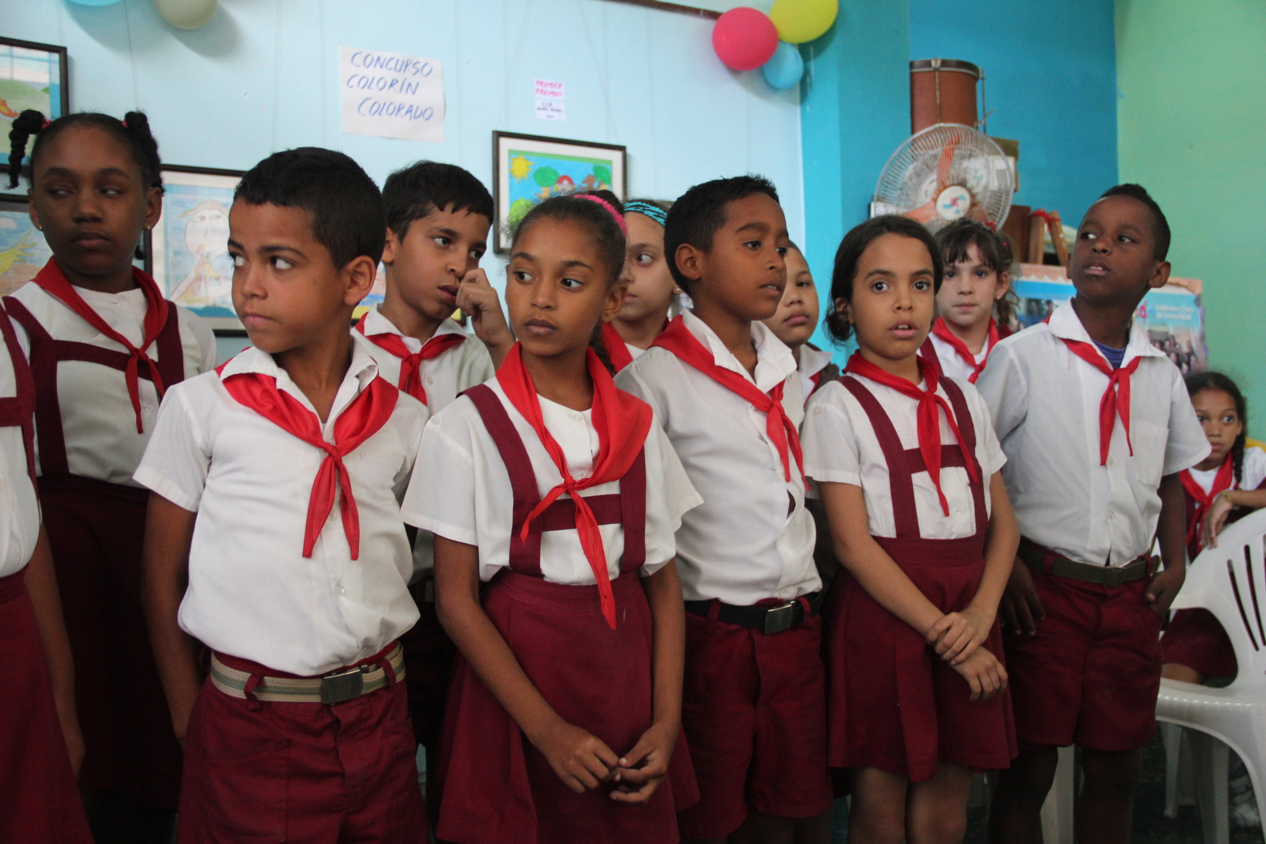 Education Practicums in havana - In partnership with one of Cuba's top universities of education, these programs offer the rare opportunity for deep immersion in Cuba's classrooms, engagement with students and teachers, and access to one of the island's premier teacher training programs.