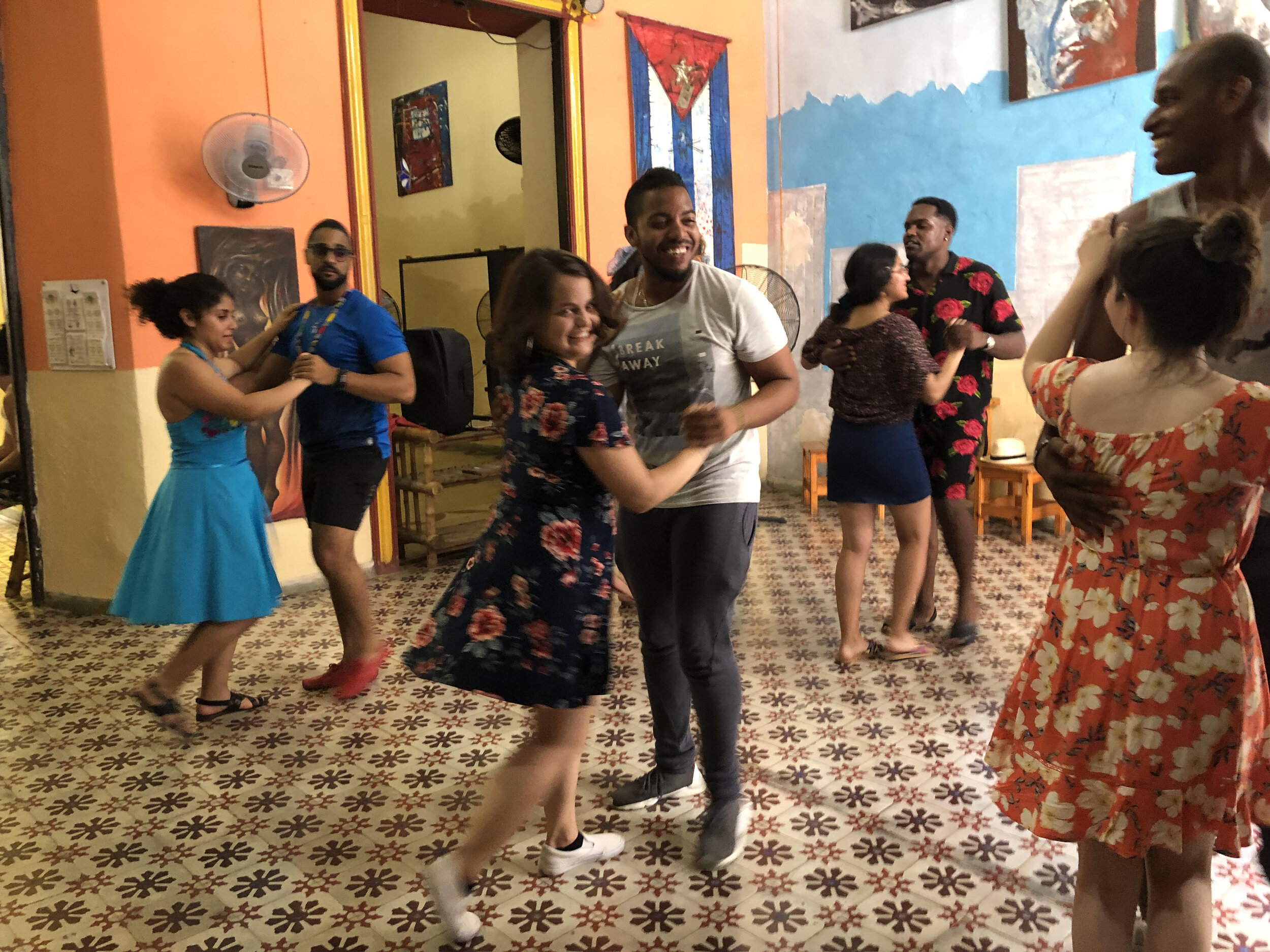 Dancing and much more - - Learn salsa from some of the best dancers in Havana- Practice your new moves at the Havana dance clubs- Attend music lectures with leading experts- Explore Havana in a classic vintage car- Visit the revolutionary sites- Explore art and history in Old Havana- Experience authentic Cuban cuisine