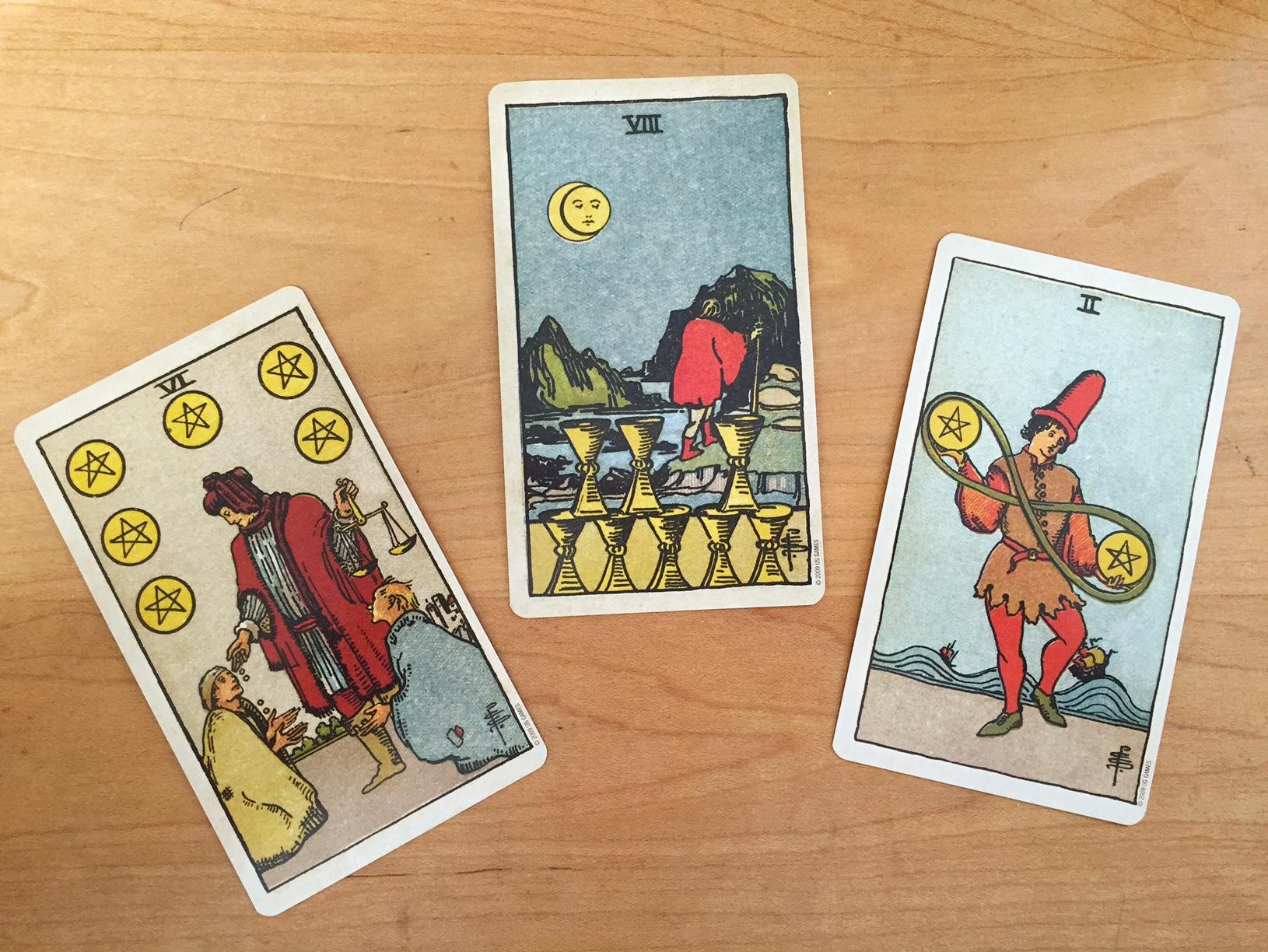 Incandescent Tarot Weekly Reading Sept 19-25
