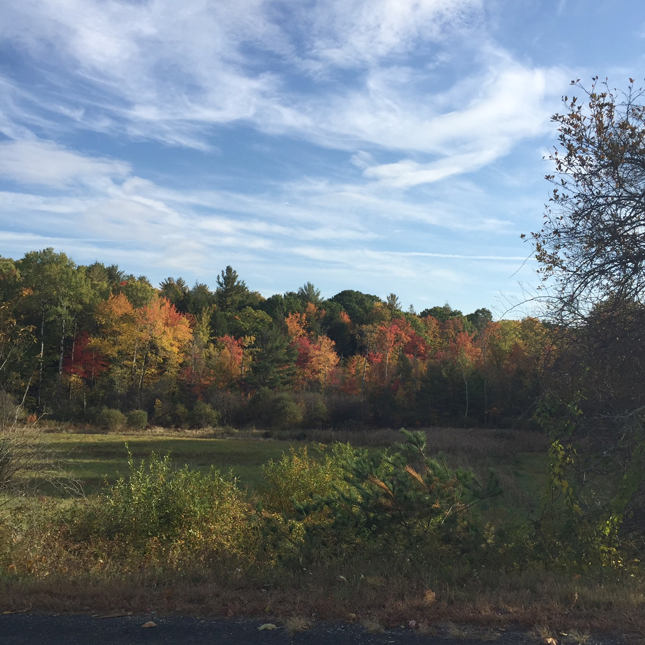 Fall in New England - is anything better?