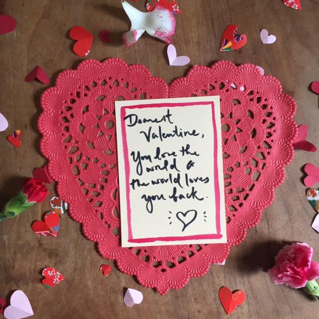 Tarot Valentine for Romantics