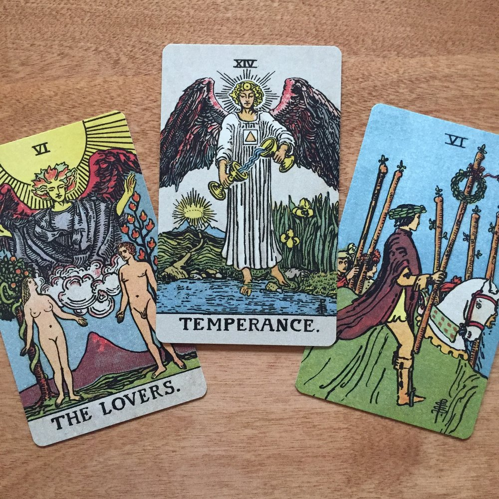 Weekly Forecast: March 12-18 — Incandescent Tarot