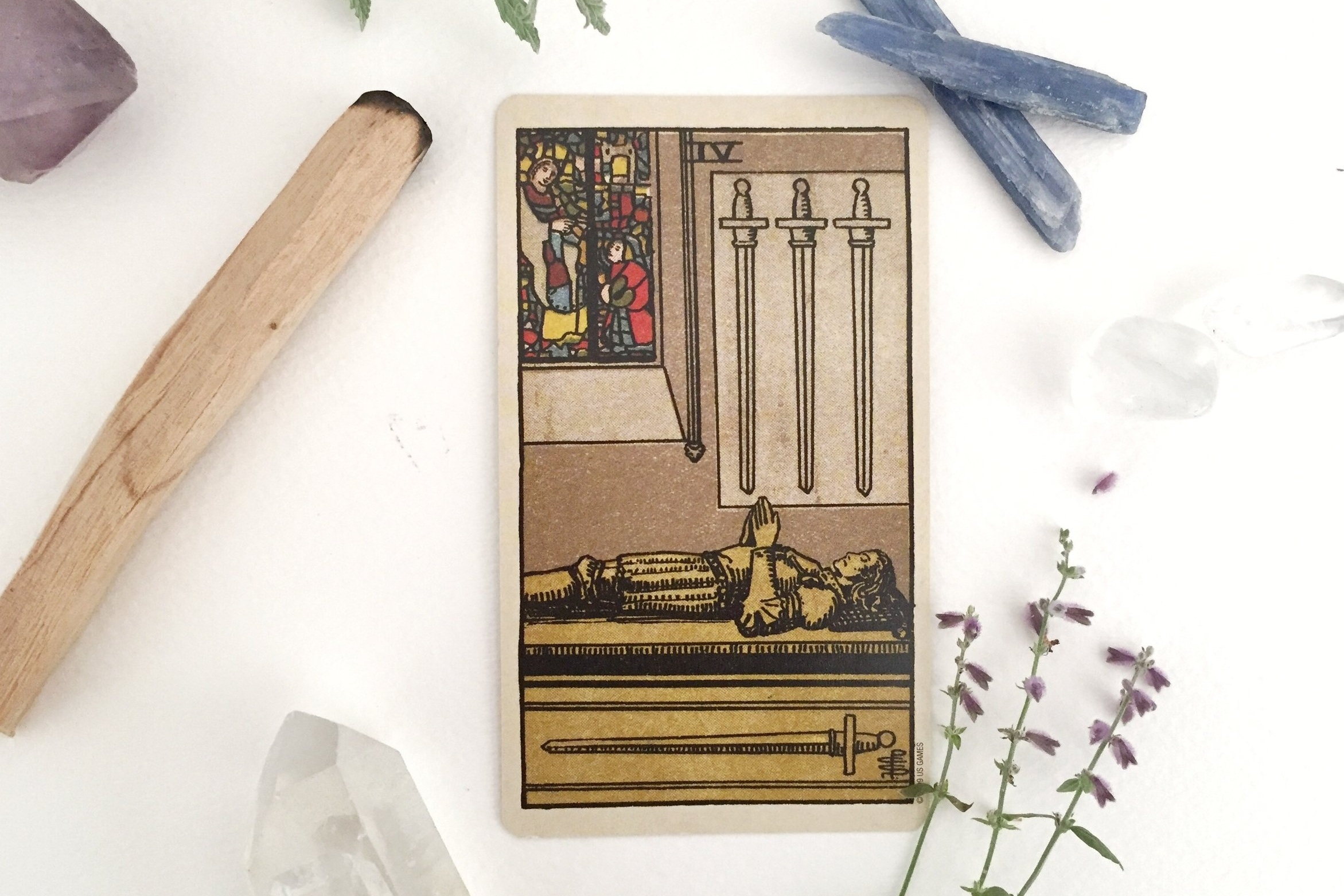 Tarot for Self-Care - Meditations. recipes, and practices for self-care inspired by the tarot.