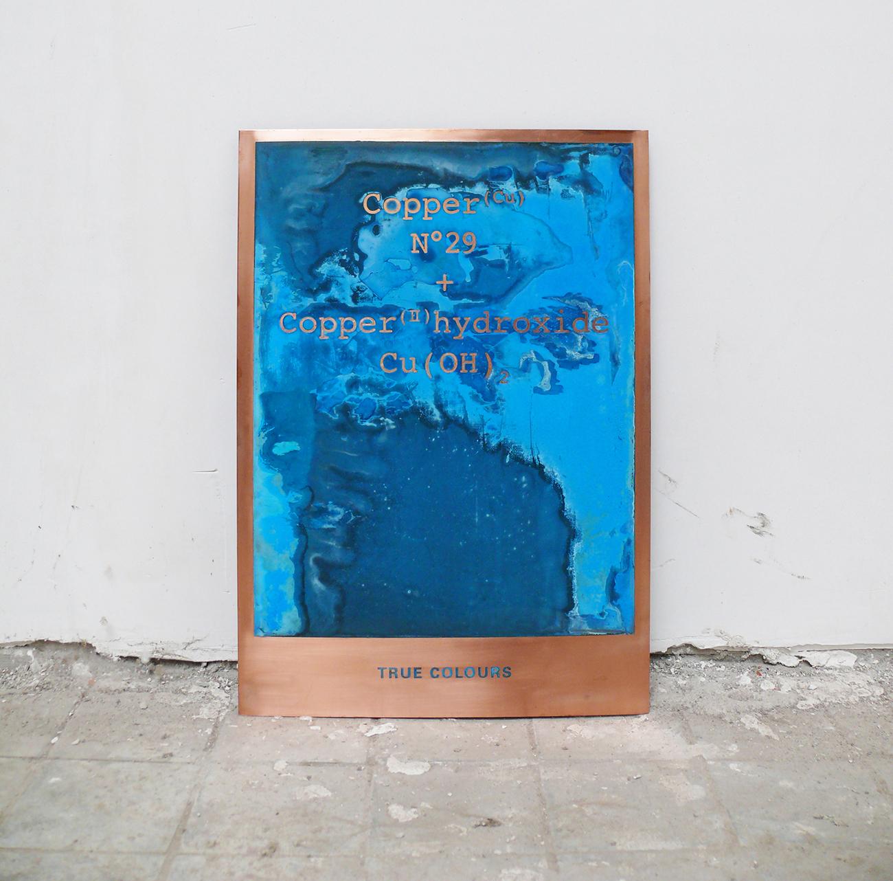 True Colours Panels. Lex Pott. (2010)
