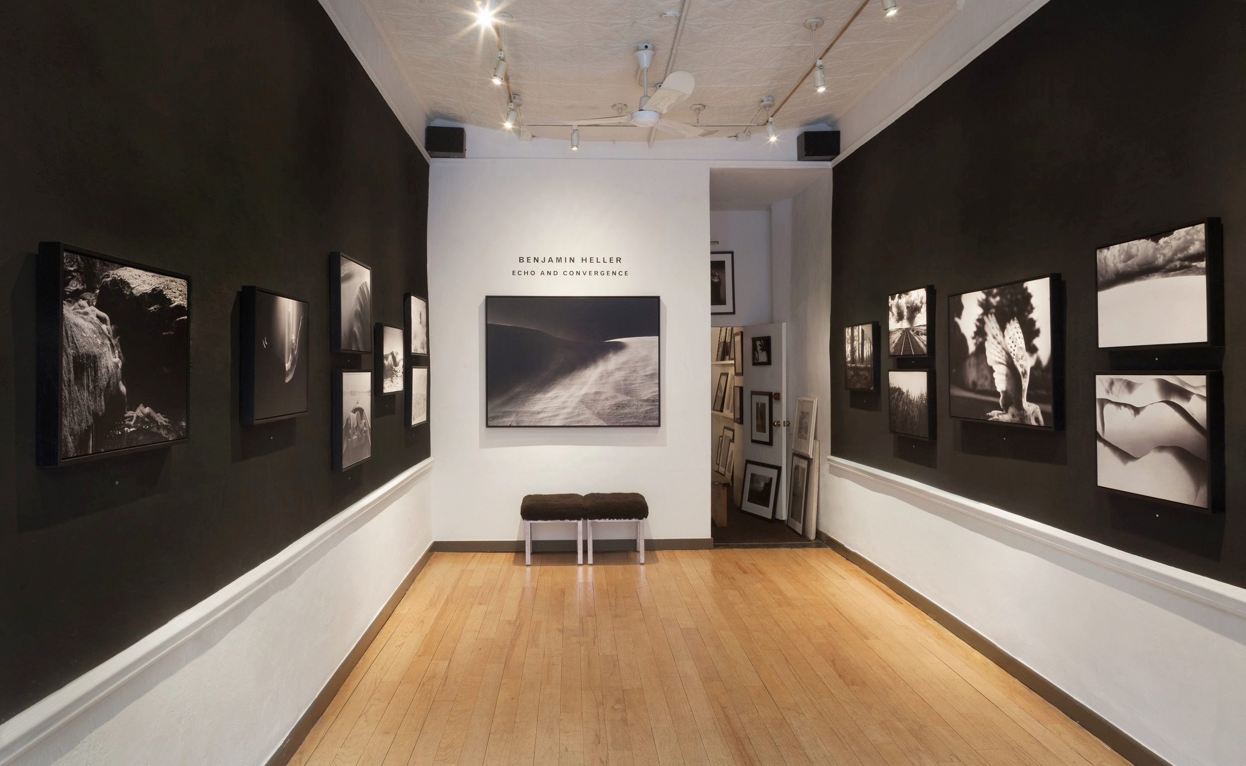 EXHIBITION VIEW: ECHO AND CONVERGENCE - PHOTOGRAPHS - ROBIN RICE GALLERY JAN-FEB 2017