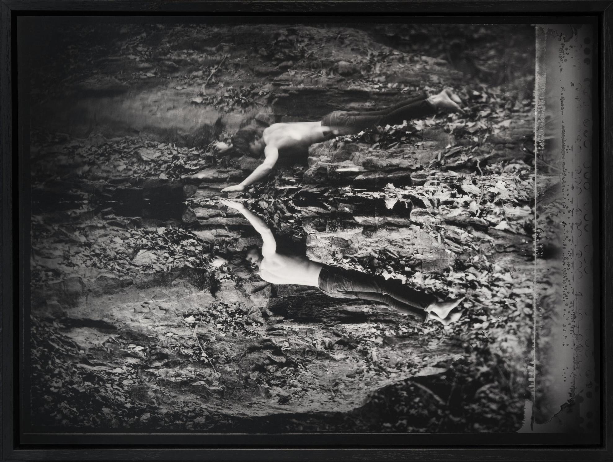 "RIVERS ECHO - 19 x 24"" - ARCHIVAL PIGMENT PRINT - 2011"