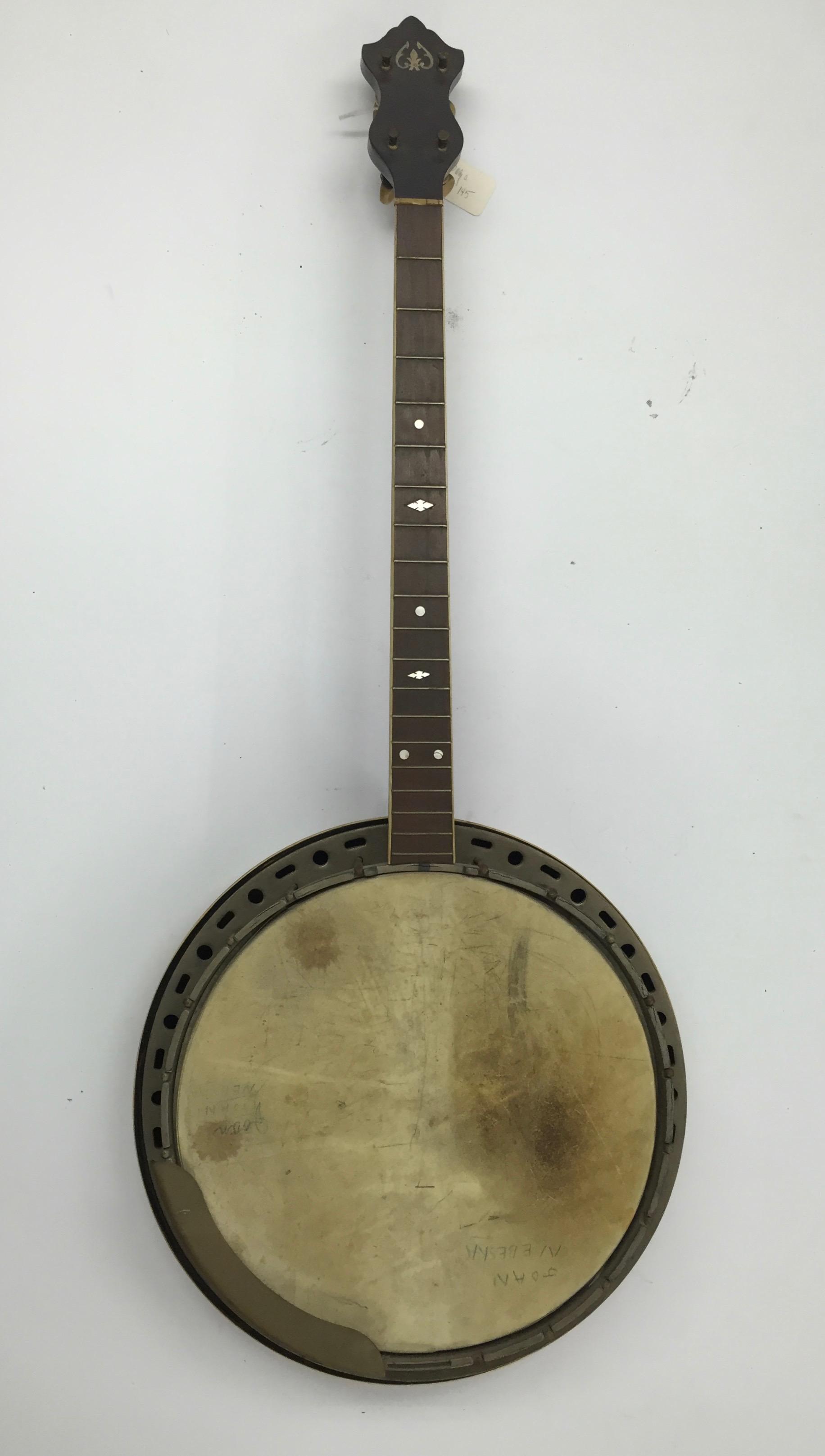 4-string Banjo