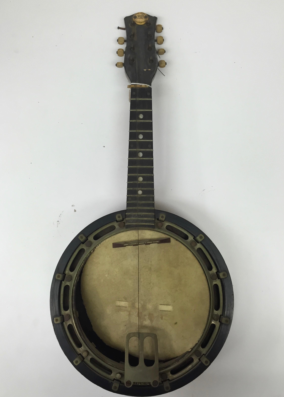 Banjo-mandolin