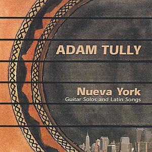 Adam's first CD, 2002.