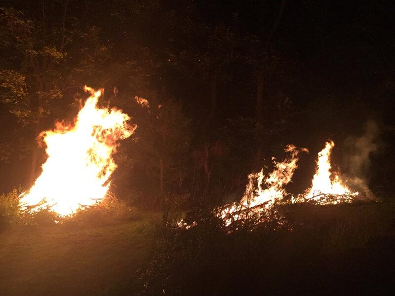 A bit of an inferno…