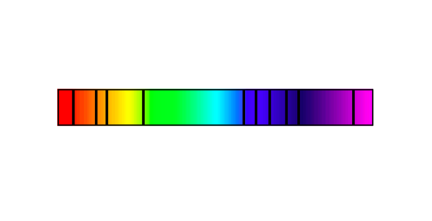 Spectrum Logo - In reference to both the natural rainbow palette of a color spectrum, and to the structure of a DNA sequencing, the Spectrum logo, represents the complex range of sexuality and attraction and the unique, human biologic structure that makes us, us.Whether you strongly identify as being somewhere on the spectrum or not, wearing this logo means you believe in and support human equality.