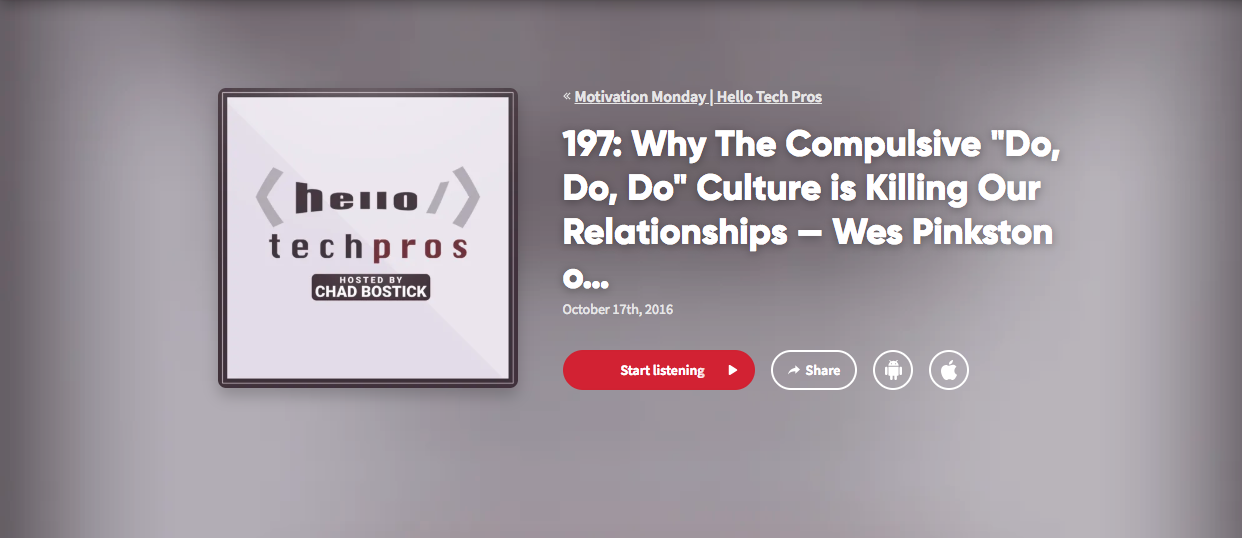 197: Why The Compulsive