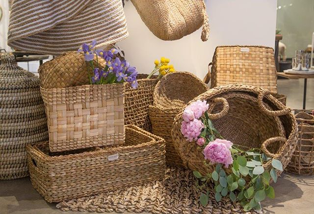 It's the perfect time of year for baskets. Whether you are making care packages or a beautiful thanksgiving basket, we have just the one for you.  #beyoubidk #basket #holiday
