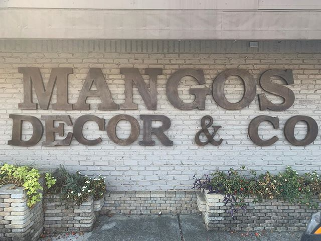 Thank you Mango's Decor & Co, for displaying our products just so beautifully!  Do you have a display you want to show us? Tag us so we can see!