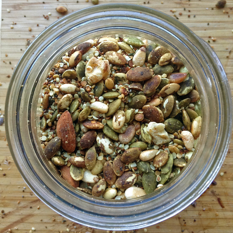 keto seeds and nuts for keto breakfast and easy keto recipes