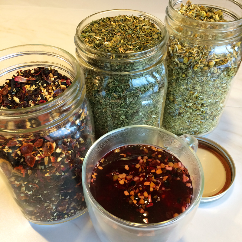 learn how to start keto diet with herbal teas and ketogenic recipes