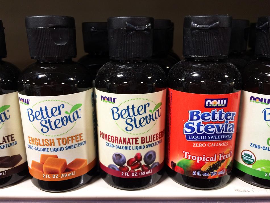 keto lifestyle advice and keto recipe advice with sweeteners