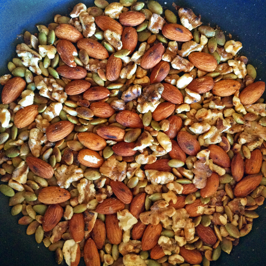 keto nuts and toasted nuts recipe for keto snacks and condiments