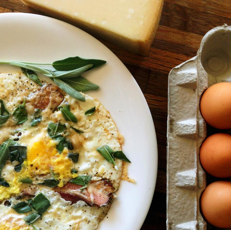 keto bacon and eggs recipe for keto breakfast and ketogenic recipes