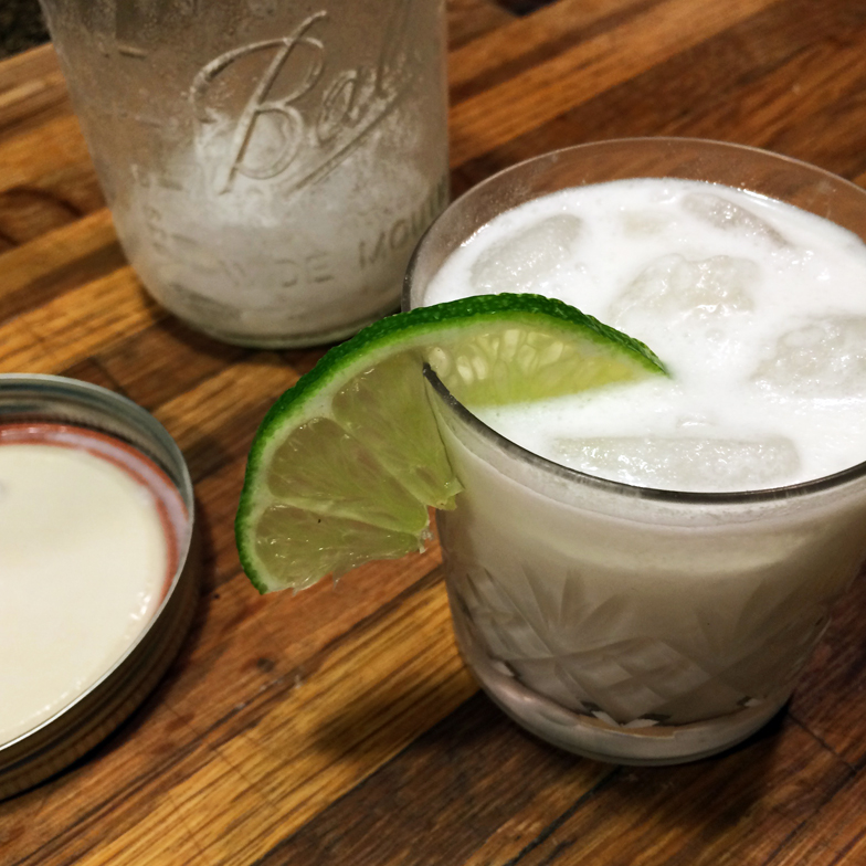 keto alcoholic drink with lime and coconut for keto drink recipes