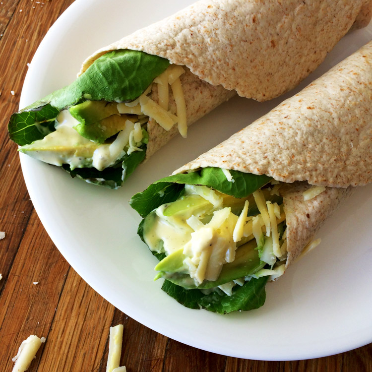 Low carb wrap recipe for the keto diet. Two keto wrap recipes with cheese.