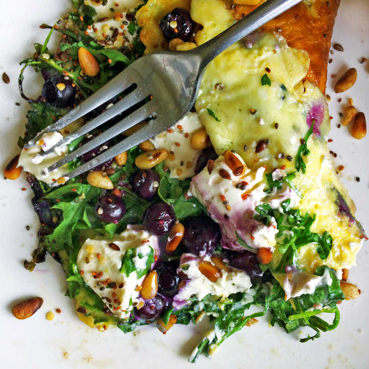 Best keto omelette recipe with blueberries and cream cheese. Make this easy keto breakfast recipe and lose weight.