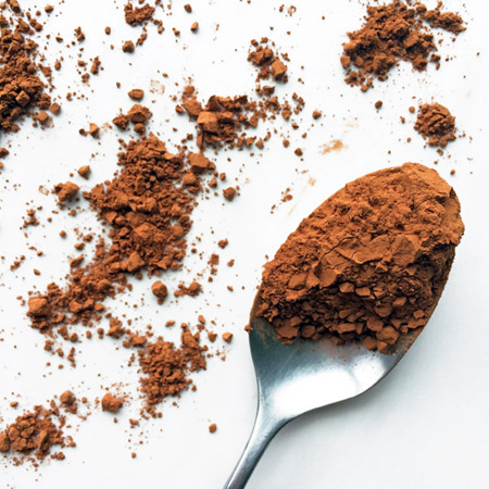 cocoa powder on the ketogenic diet and online shopping list